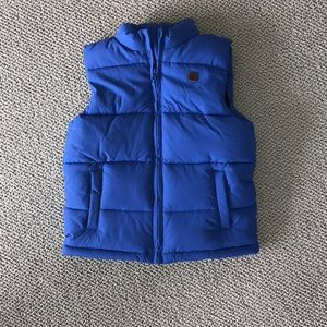NWT Janie and Jack Puffer Vest
